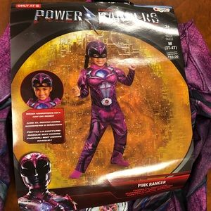 Other - NEW Pink power ranger costume